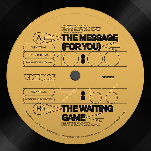 Various Artists - The Message (For You)
