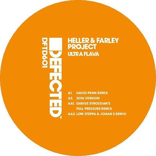 Heller & Farley Project - Ultra Flava (David Penn / Darius Syrossian / Low Stepp