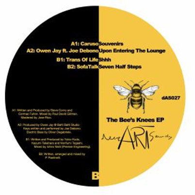 Various Artists - The Bee's Knees EP