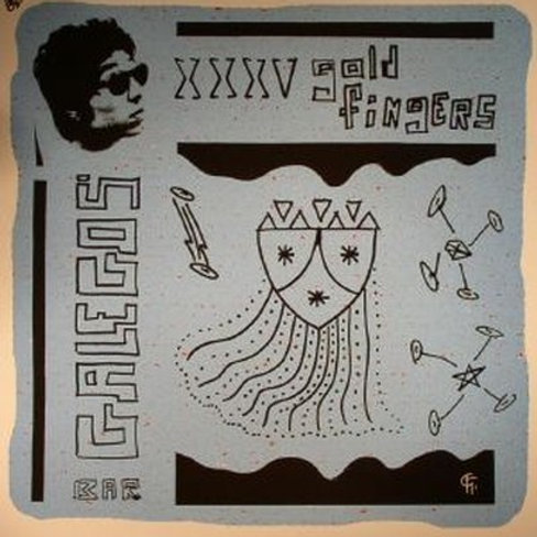 XXXV Gold Fingers/ Man Dela - Galegos Bar ( Anton Zap Remix )