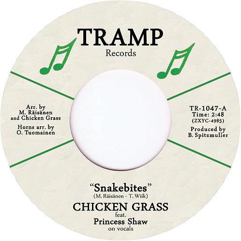 Chicken Grass - Snakebites