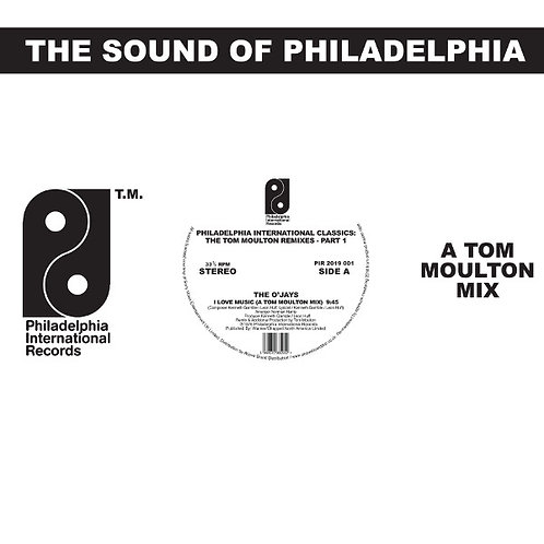 Philadelphia International Classics - The Tom Moulton Remixes : Part 1