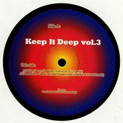 Various Artists - Keep It Deep Vol 3