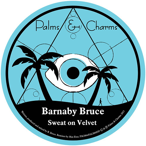 Barnaby Bruce