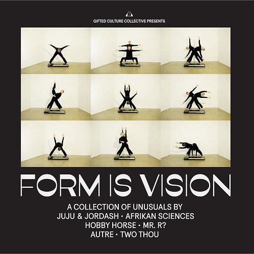 Form is Vision LP