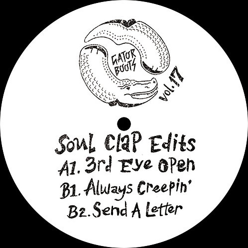 Soul Clap Gator Boots Vol. 17 – Soul Clap Edits