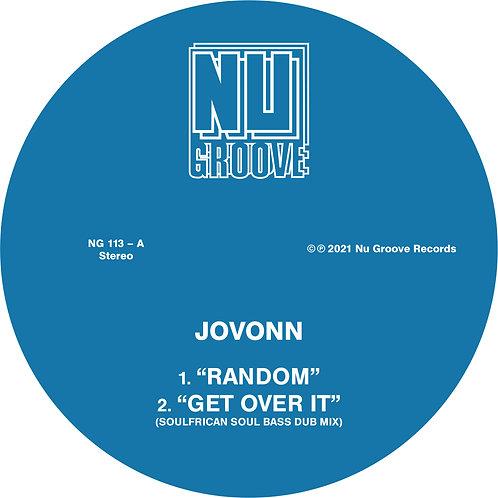 Jovonn / Deetron - Random / Get Over It / Dr. Melonball / V-NRG