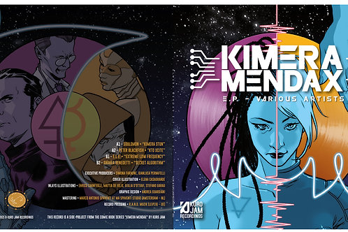 Various Artists - KIMERA MENDAX EP