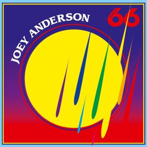 Joey ANDERSON  Rainbow Doll