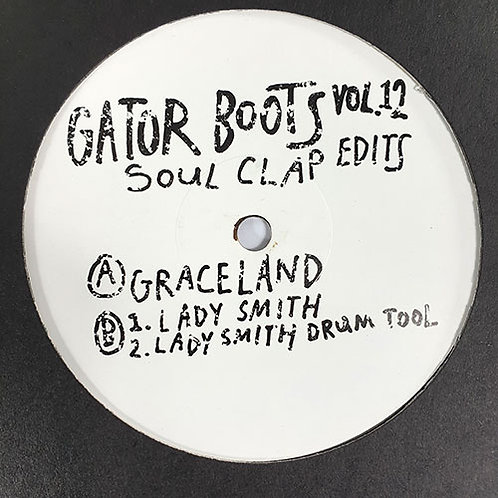 Soul Clap - Gator Boots Vol. 12