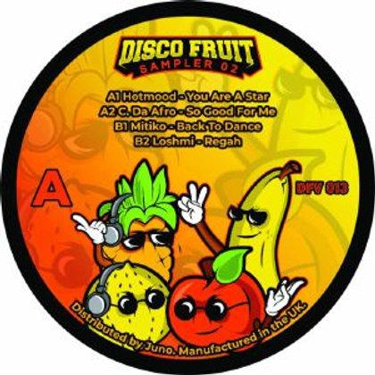 Disco Fruit Sampler 02