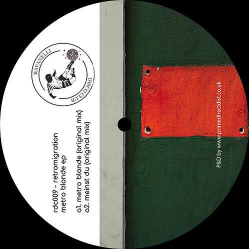 retromigration - Metro Blonde EP