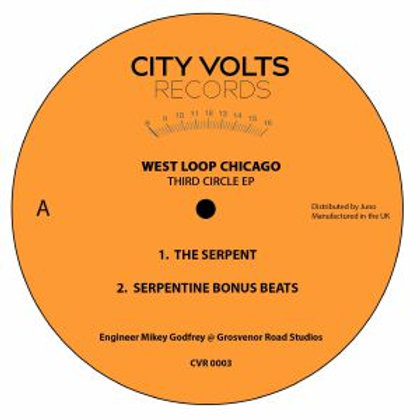 WEST LOOP CHICAGO - CVR 003