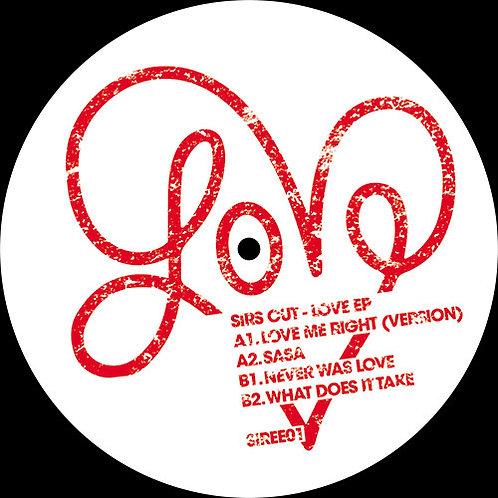 SIRS CUT LOVE EP