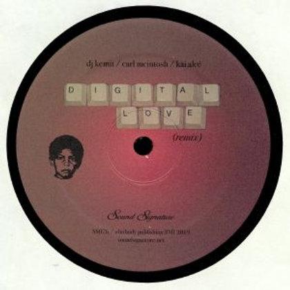 DJ KEMIT/CARL McINTOSH/KAI ALCE - Digital Love