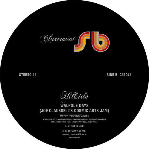 Hillside - Walpole Days (Joe Claussell Remixes)