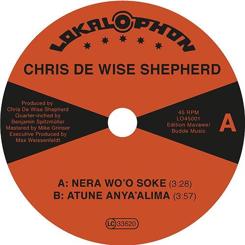 Chris De Wise Shepherd Nera Wo'o Soke