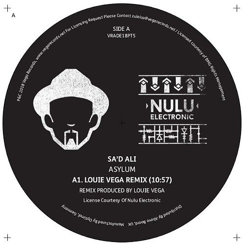 Sa'd Ali - Asylum (Louie Vega Remix)