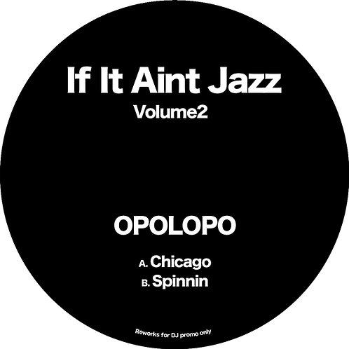 Opolopo - If It Ain't Jazz Volume 2