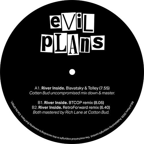 Blavatsky & Tolley - River Inside