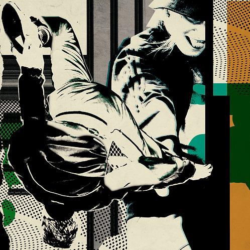 Jimpster - One EP (Inc. Waajeed Remix)