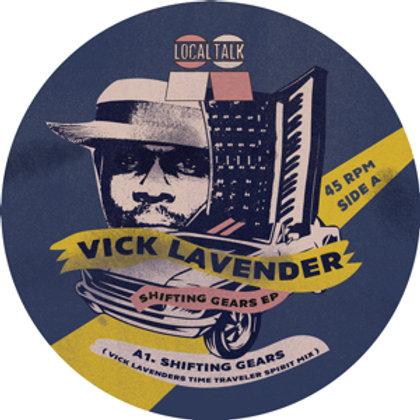 VICK LAVENDER  SHIFTING GEARS