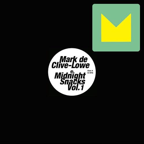 Mark de Clive-Lowe Midnight Snacks Vol.1