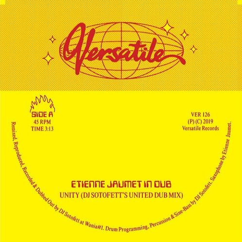 Etienne Jaumet - Etienne Jaumet in Dub Part 1 (DJ Sotofett / I:Cube Remixes)