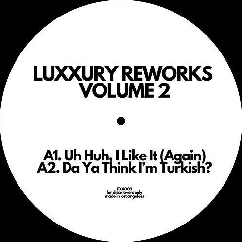 Luxxury - Reworks Volume 1
