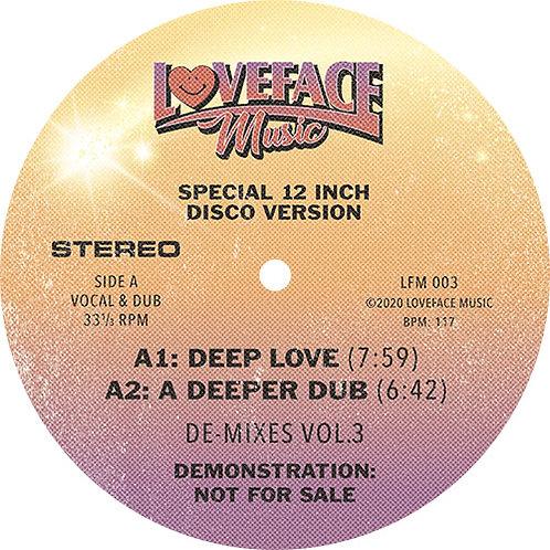 Loveface De-mixes: Vol 3
