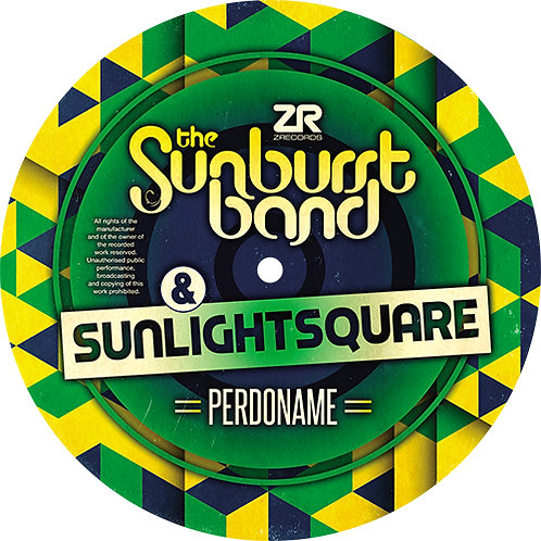 The Sunburst Band / Sunlightsquare - Perdoname