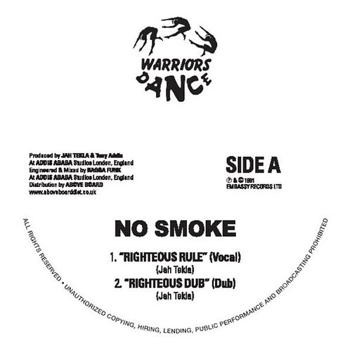 No Smoke - Righteous Rule