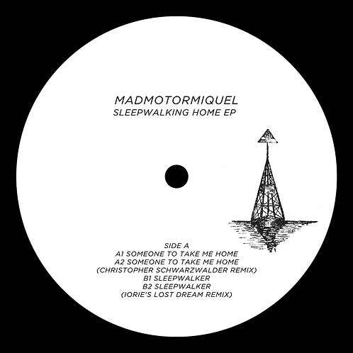 Madmotormiquel - Sleepwalking Home EP