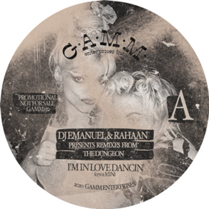 "DJ Emanuel & Rahaan ""Presents Remixes From The Dungeon"""