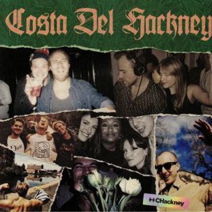 Lukas Lyrestam -  Costa Del Hackney EP [Clouded House]