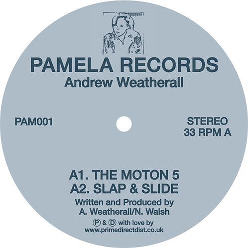 Andrew Weatherall Pamela #1