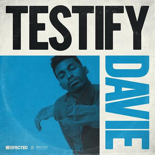 DAVIE - Testify