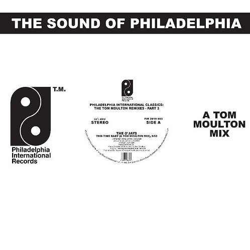 Philadelphia International Classics - The Tom Moulton Remixes: Part 3