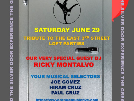 Tribute to the East 3rd Street Loft Parties