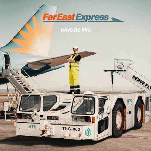 Boys Be Kko - Far East Express (Tunnelvisions Remix)