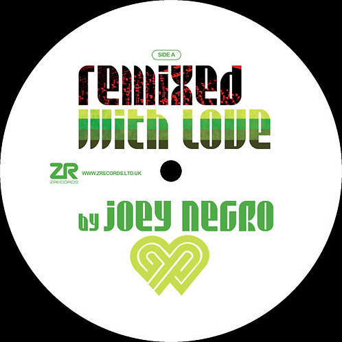 Remixed With Love by Joey Negro 2019 Sampler