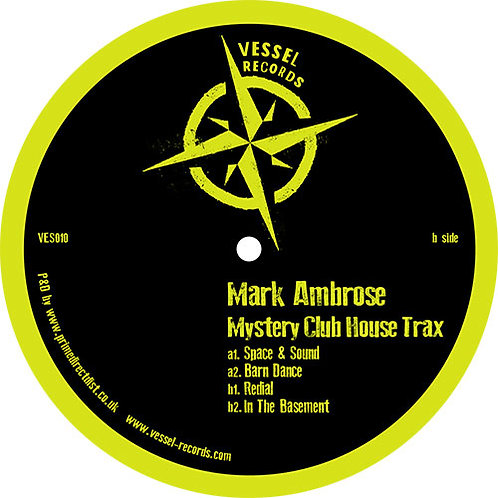 Mark Ambrose - Mystery Club House Trax
