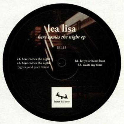 Lea LISA - Here Comes The Night EP