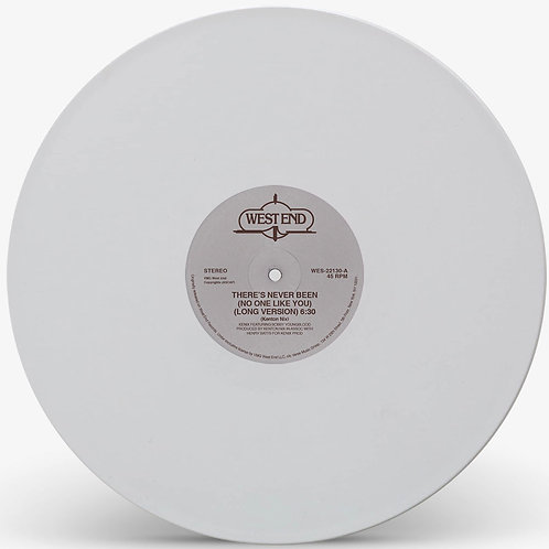 There's Never Been Someone Like You (White Vinyl Repress)
