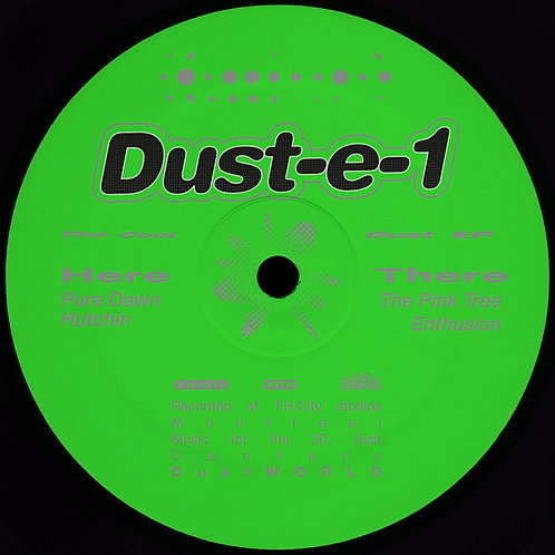 Dust-e-1 The Cool Dust EP