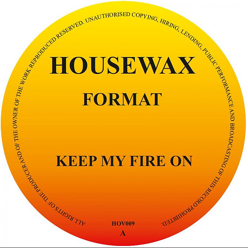 Format - Keep My Fire EP