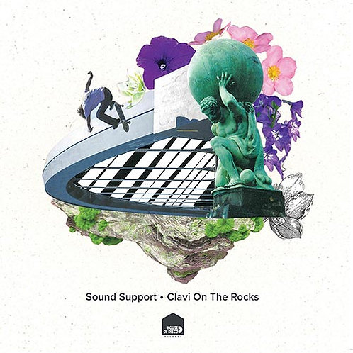 Sound Support - Clavi On The Rocks EP