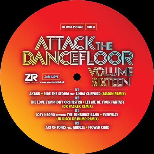 Various Artists - Attack The Dancefloor Vol.16