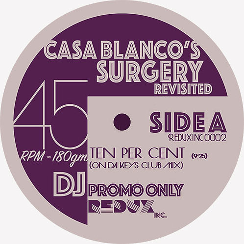 Redux Inc - Doctor's / Casa Blanco's Surgery Revisted