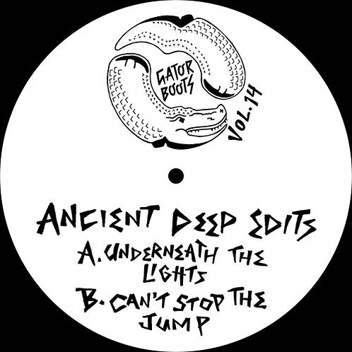 Ancient Deep Gator Boots Vol. 14